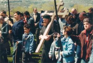 Делегация греческих антиэкуменистов посетила Грузинскую Церковь