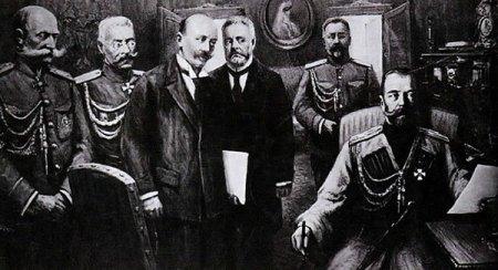 Подлость генералов-февралистов: пролог революции