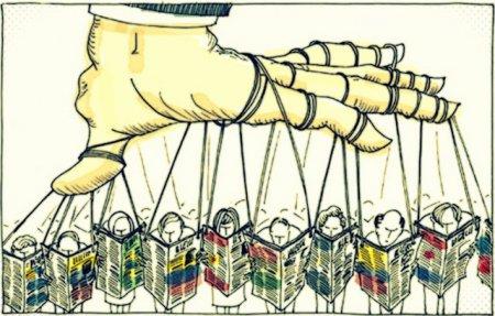 Ноам Хомский: «10 жутких трюков, с помощью которых контролируют массы»»